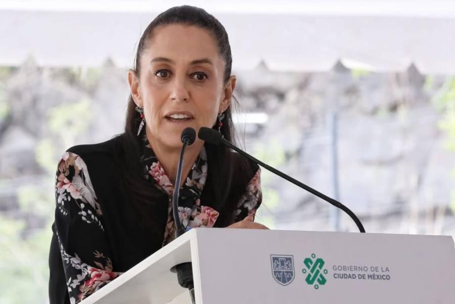 Asegura Sheinbaum, México vive el momento de mayor democracia