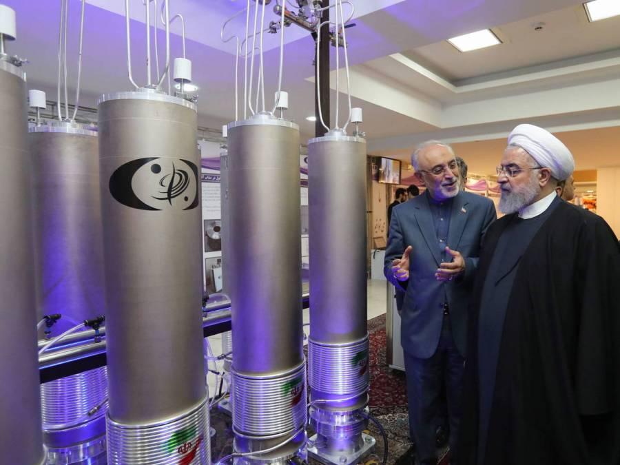 Reitera Irán negativa a entregar imágenes de instalaciones nucleares a la ONU