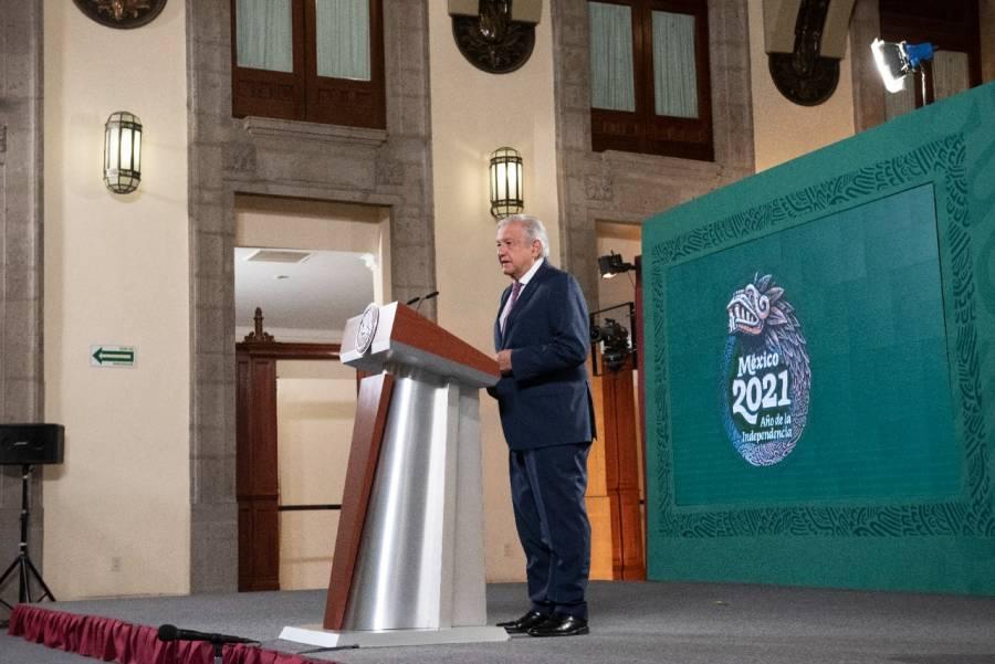 López Obrador: 4T no permite la discriminación a las personas LGBTTTI
