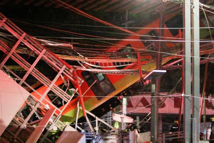 Estos fueron los accidentes en el Metro durante la gestión de Florencia Serranía