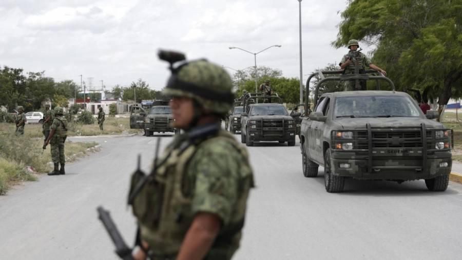"""Detienen a """"La Vaca"""", presunto líder criminal implicado en masacre de Reynosa"""