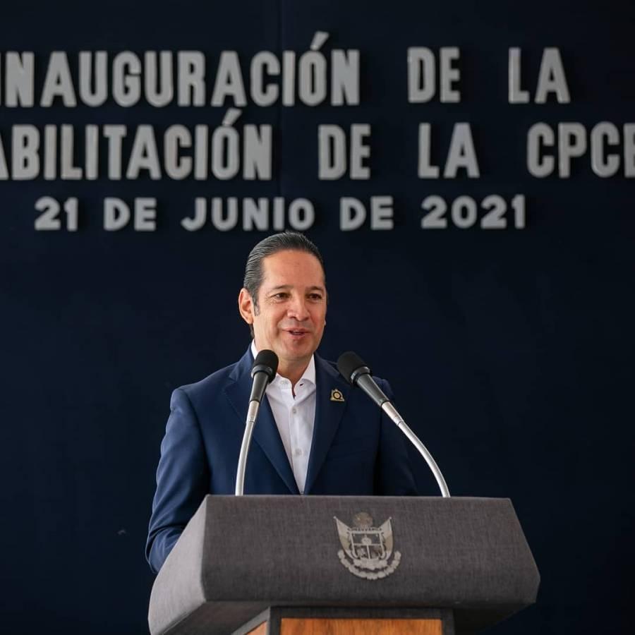 Gobiernos del PAN cumplen, Querétaro sin deuda pública, destaca GOAN