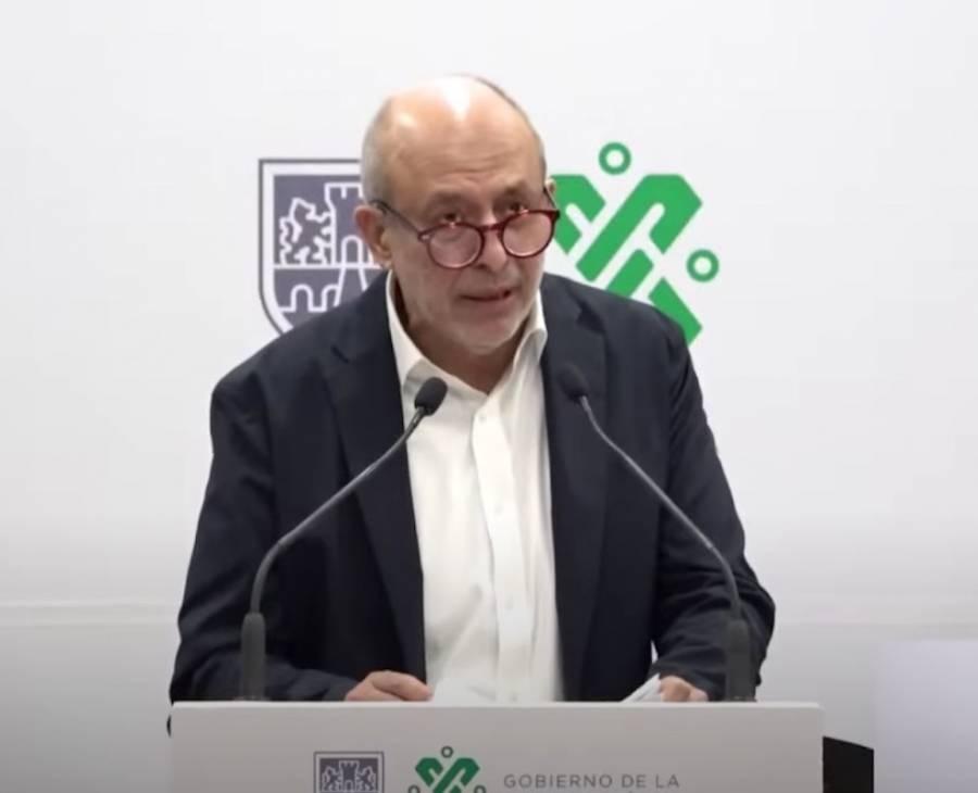 Prioritario, atender a víctimas y sus familias: Guillermo Calderón, nuevo director del Metro