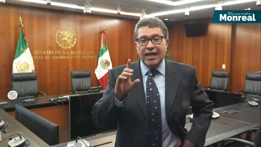 Ricardo Monreal celebra el uso lúdico de la Cannabis, tras visto bueno de la SCJN