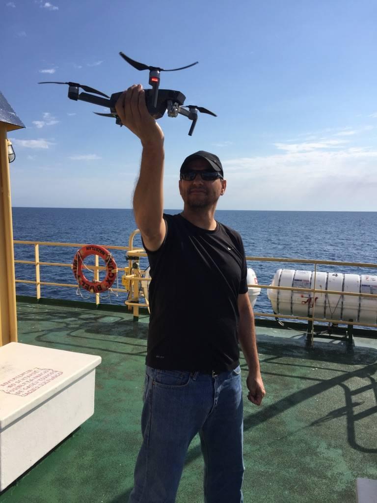 IPN estudia el Golfo de California por calentamiento del océano