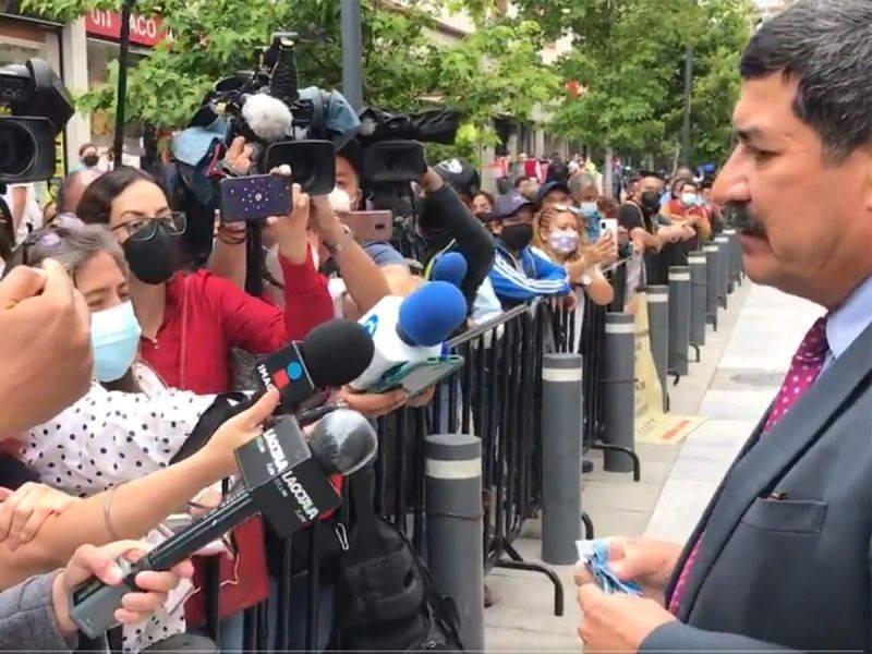 AMLO se reunió con gobernadores de Chihuahua y Jalisco