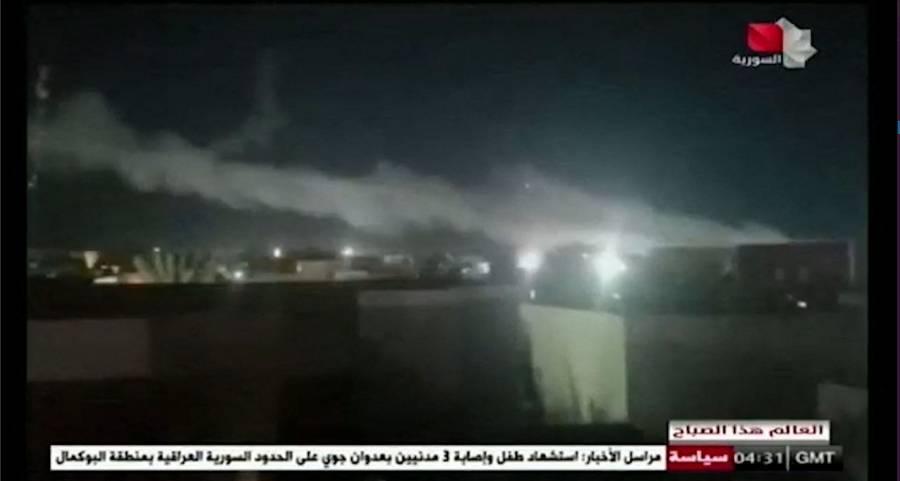 Ataques de EEUU en frontera entre Siria e Irak deja 7 muertos