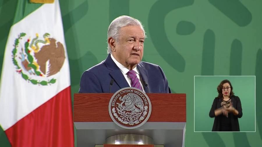 AMLO reitera que no participará en consulta sobre juicio a expresidentes
