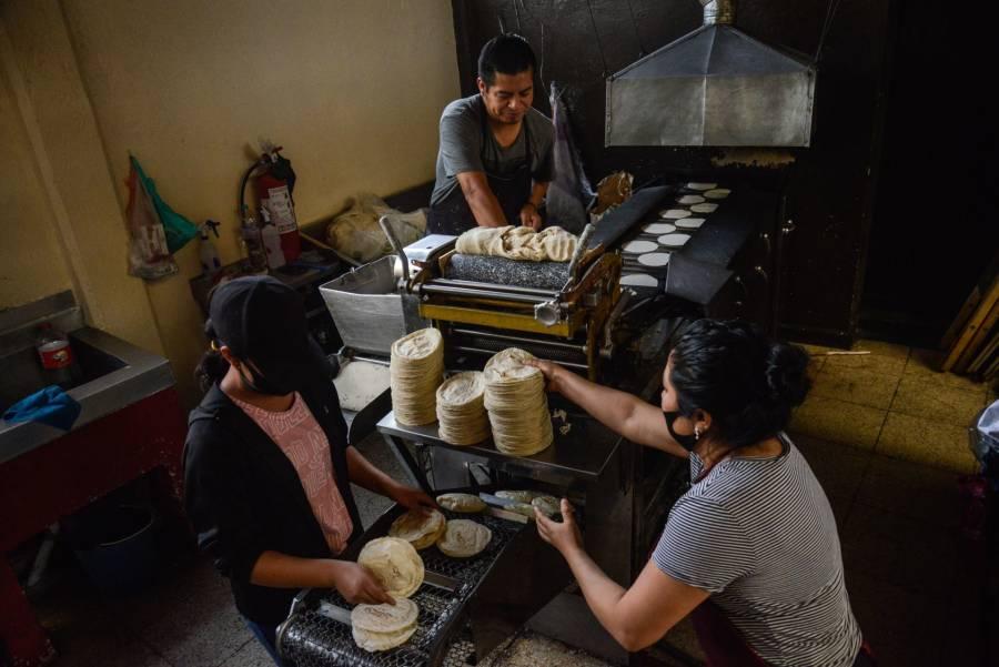 Puebla: En julio el kilo de tortillas aumentaría 30%