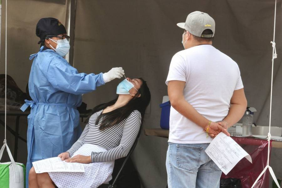 México registra mil 661 nuevos casos de coronavirus