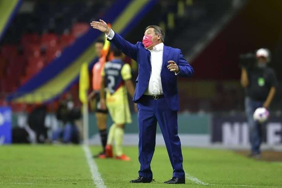 """Este día el """"Piojo"""" Herrera dirigirá contra el América… y en el Azteca"""