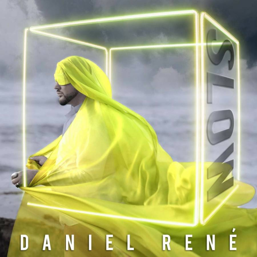"Daniel René lanza ""Slow"" con un concepto futurista"