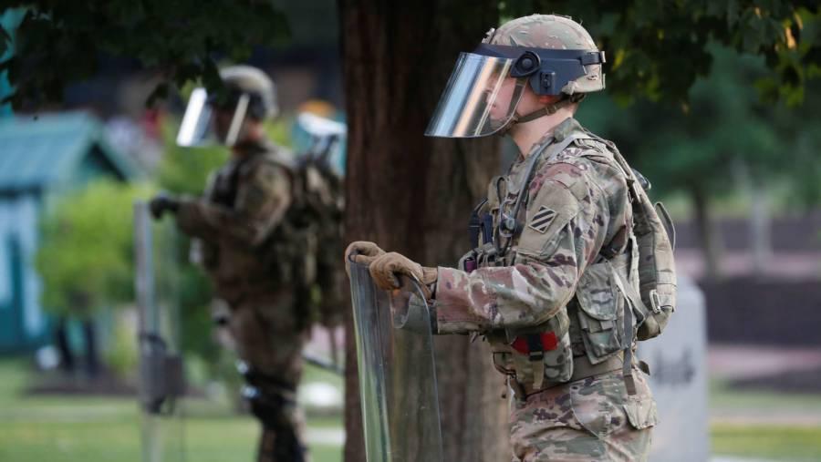 Dakota del Sur envía a Guardia Nacional para defender la frontera con México