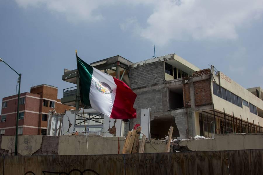 Declaran culpable a ingeniero del Colegio Enrique Rébsamen, tras sismo 19-S y deceso de 26 personas