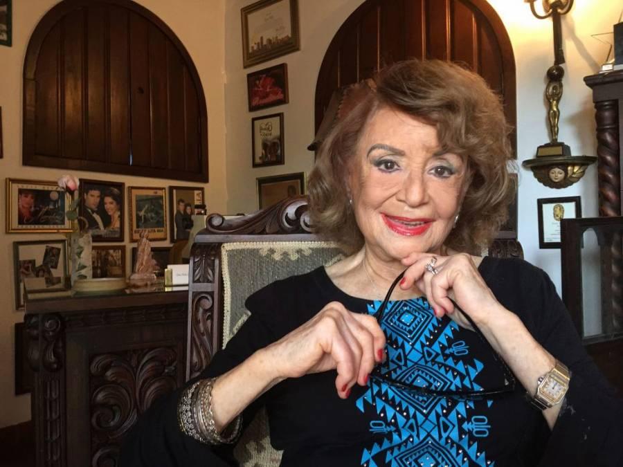 """Murió Delia Fiallo autora de la telenovela """"Esmeralda"""""""