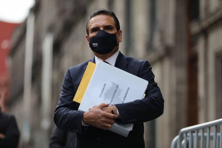 """""""Hay que cuidar la investidura presidencial"""", AMLO se niega a dar audiencia a Silvano Aureoles"""