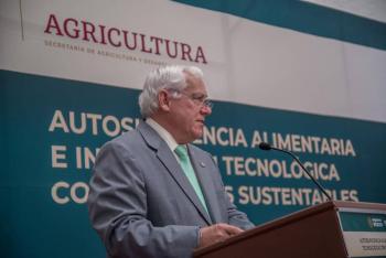 Pide Agricultura uso eficiente del agua en el campo y adopción de técnicas para su cuidado