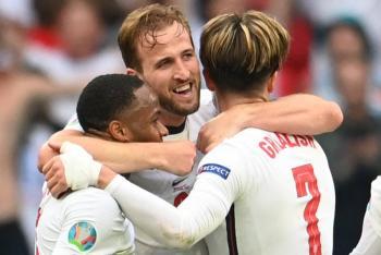 Historia en Wembley: Inglaterra deja en el camino a Alemania
