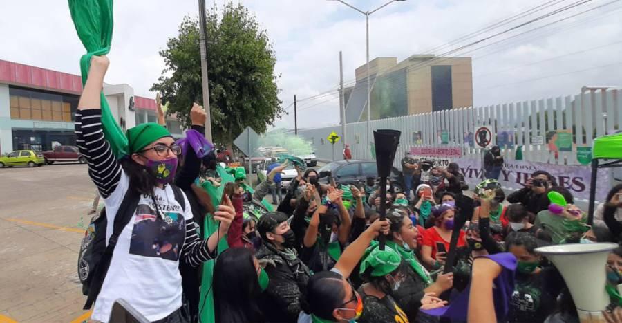En Hidalgo aprueban la despenalización del aborto