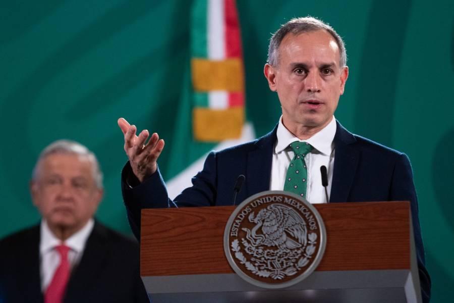 PAN en la Permanente exige renuncia de López-Gatell