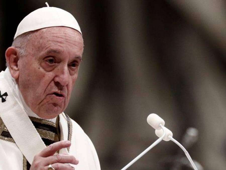El Papa Francisco estará de vacaciones