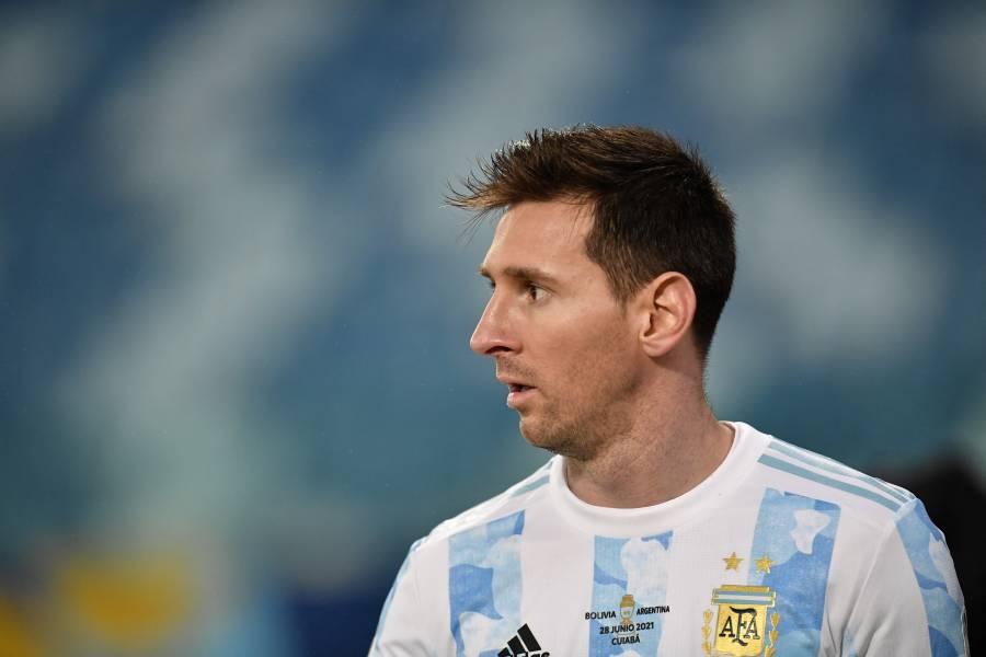 Lionel Messi queda libre tras finalizar contrato con el Barcelona