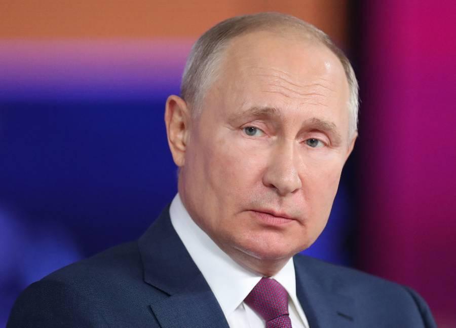 Putin acusa a Estados Unidos de estar implicado en incidente en el Mar Negro