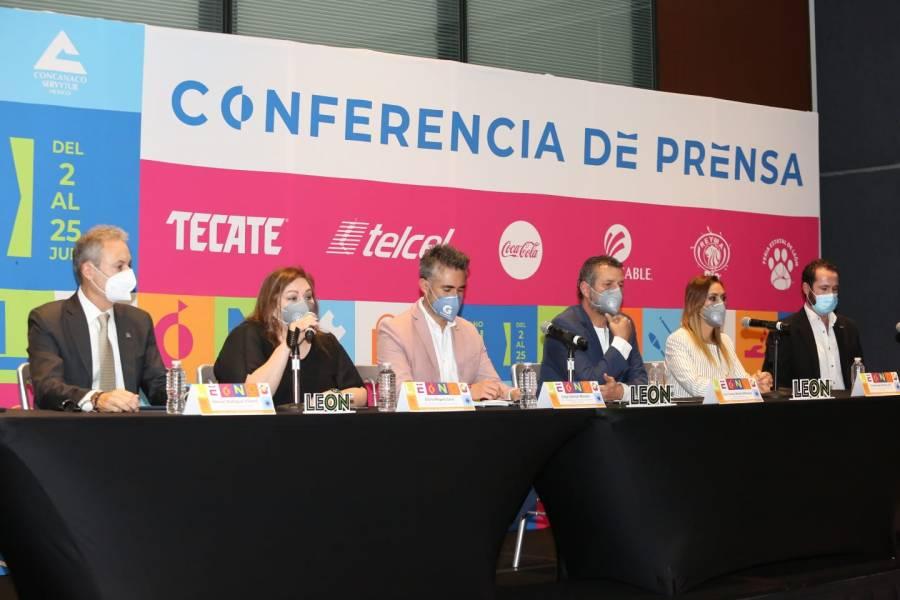 Alistan la Feria de Verano León 2021