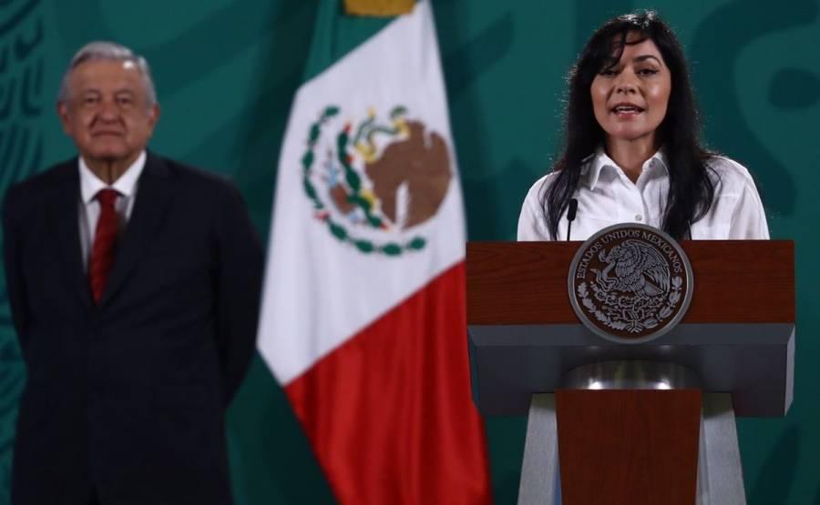 ¿Quién es Ana Elizabeth García Vilchis?