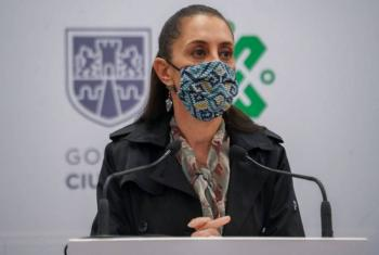Pide Sheinbaum no criminalizar a jóvenes por uso de la mariguana