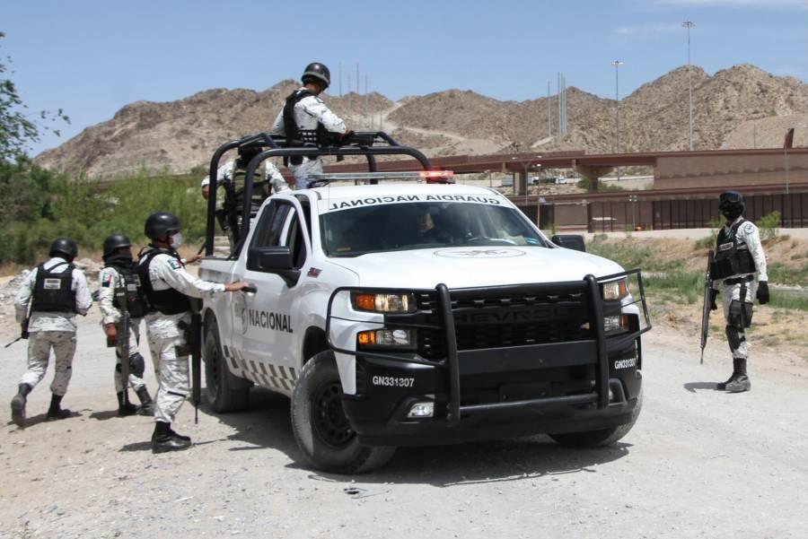 En Chihuahua detiene Guardia Nacional a mujer con más de 122 mil dólares