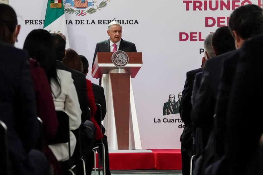 """""""En mi gobierno creo que no se han creado nuevos cárteles de la delincuencia"""": AMLO"""