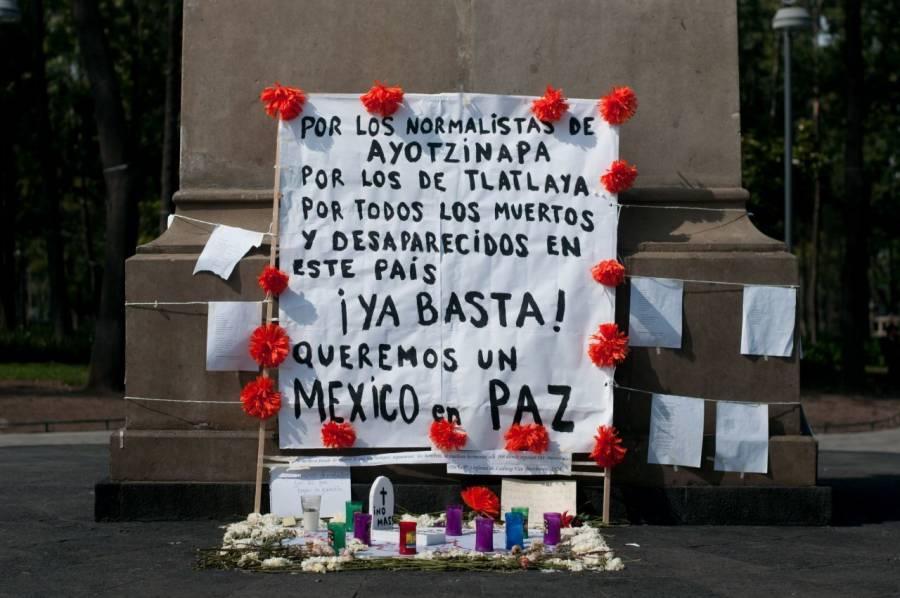 CNDH urge a la FGR y Sedena cumplir la deuda pendiente a las víctimas de la matanza de Tlatlaya