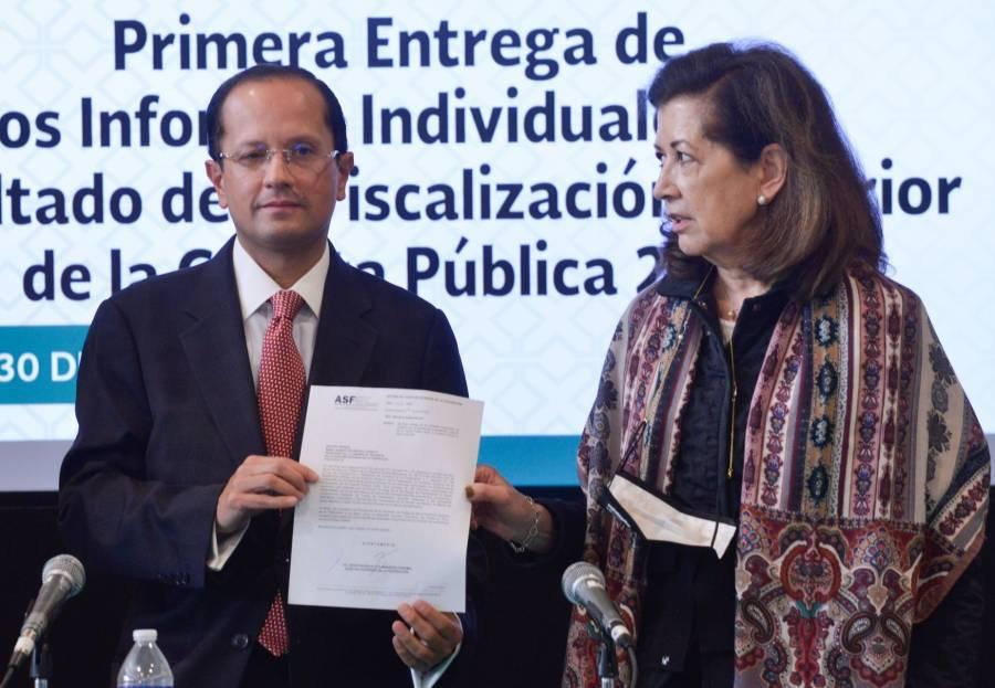 ASF detecta irregularidades por 588 mdp en 15 dependencias