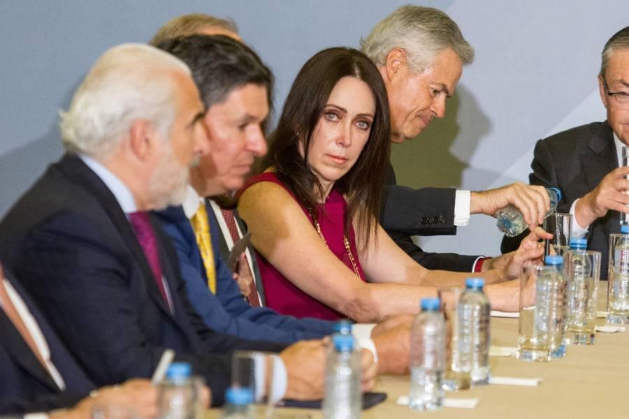 María Aramburuzabala mantiene alejadas sus inversiones de México