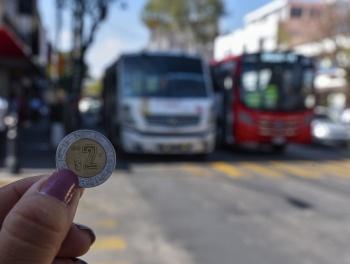 Continúa la tarifa de transporte vigente en EdoMex: Secretaría de Movilidad