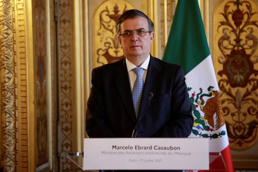 Marcelo Ebrard: México y EEUU abordarán actividades esenciales de la frontera