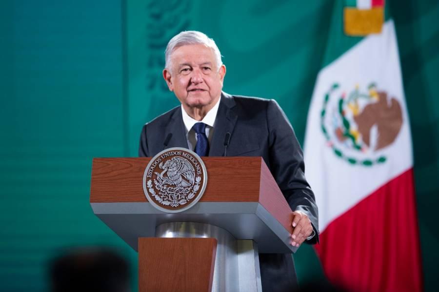 """Se siguen limpiando las prácticas de corrupción que había en Pemex, porque """"estaba podrido"""": AMLO"""