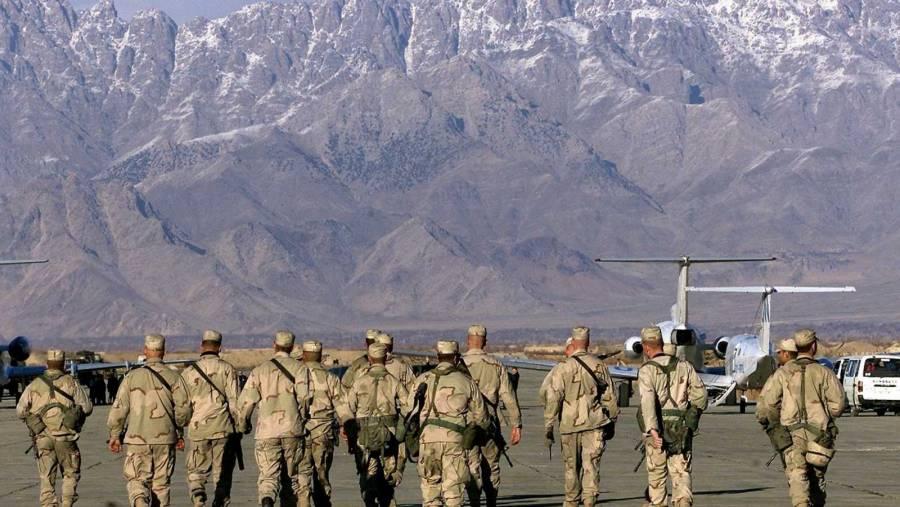 EEUU completará la retirada de sus tropas en Afganistán