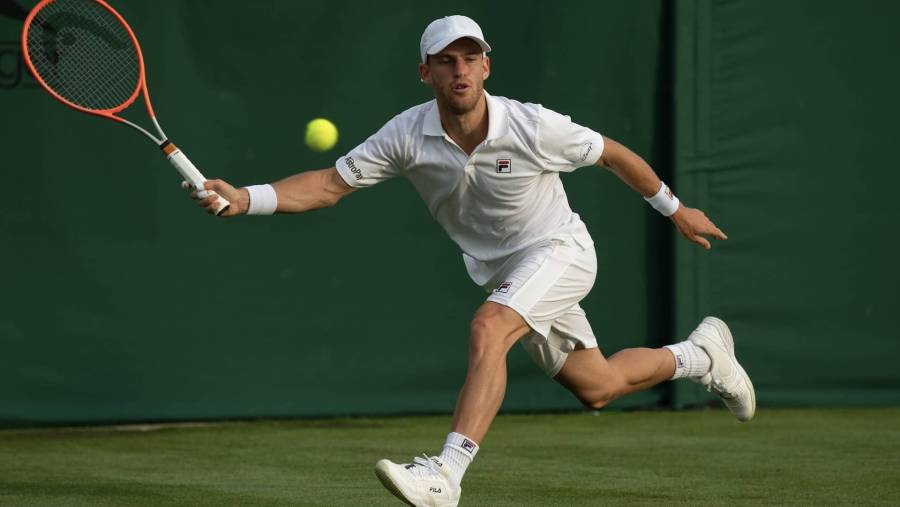 Diego Schwartzman cae en la tercera ronda de Wimbledon