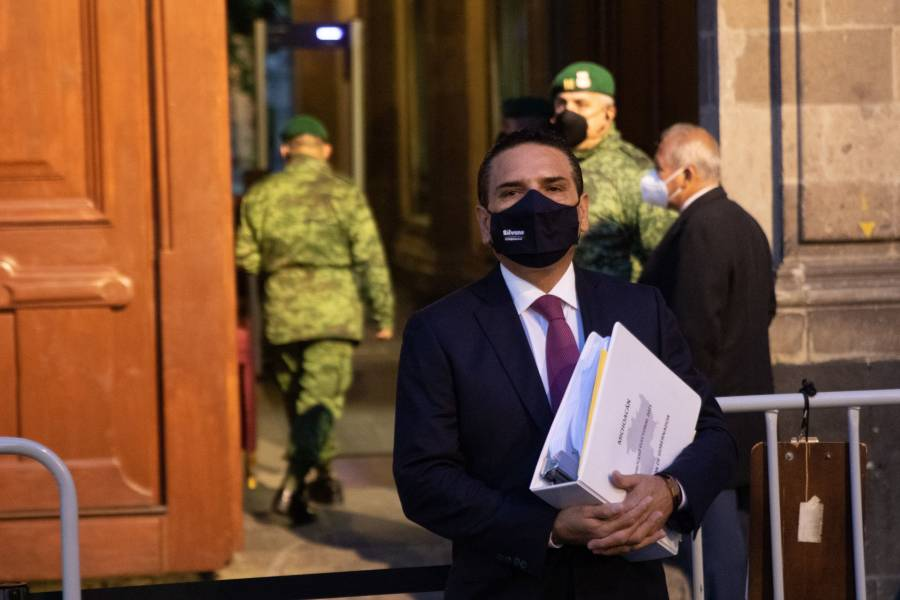 Silvano Aureoles llevará a la SCJN sus pruebas de injerencia del narco en elecciones