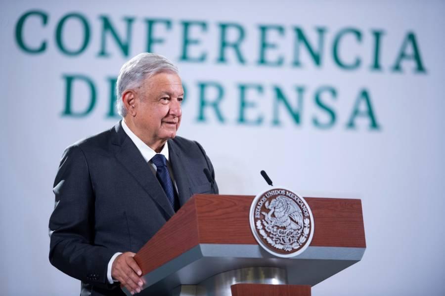 López Obrador analiza establecer un precio máximo al gas, ante el incremento de precios