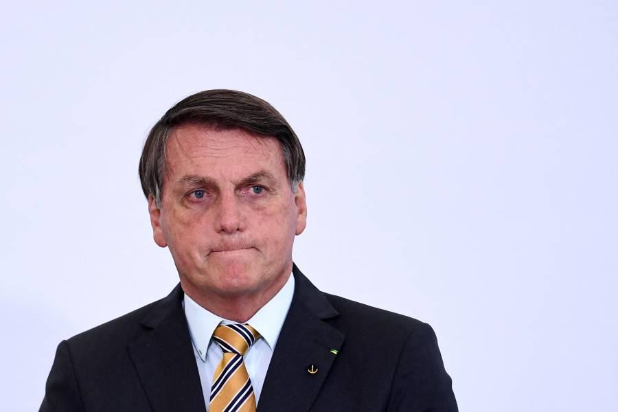 Fiscalía brasileña acepta investigar a Bolsonaro por corrupción en compra de vacunas