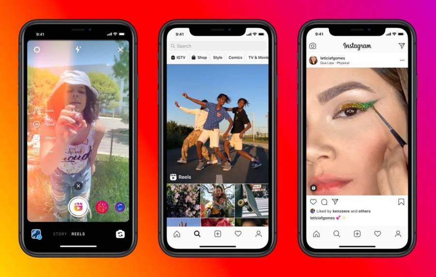 Instagram buscará dar batalla a TikTok con su nueva actualización