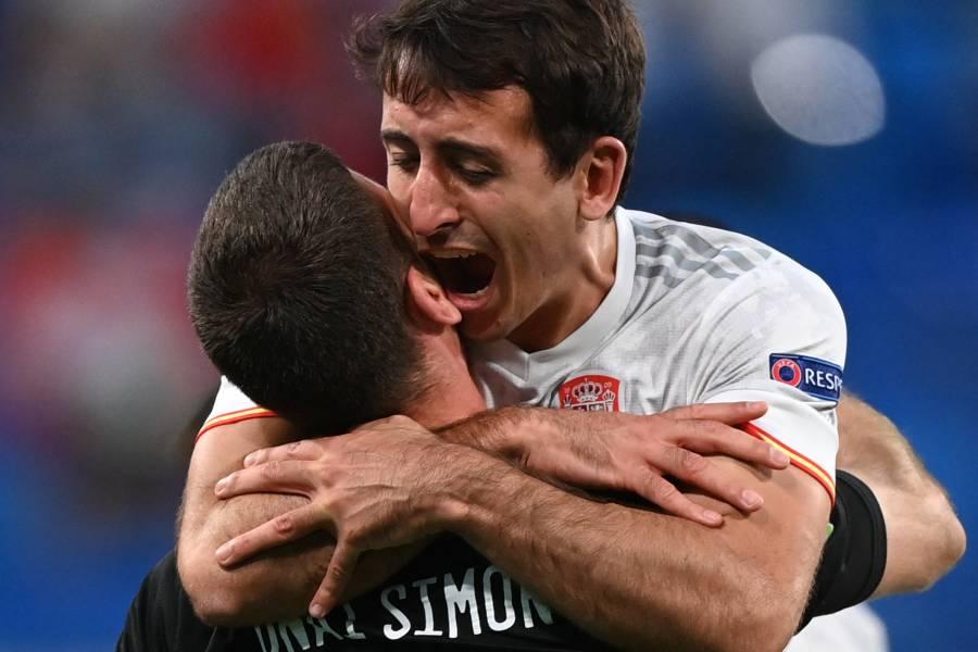 Eurocopa   España vence a Suiza en penales y pasa a semifinales