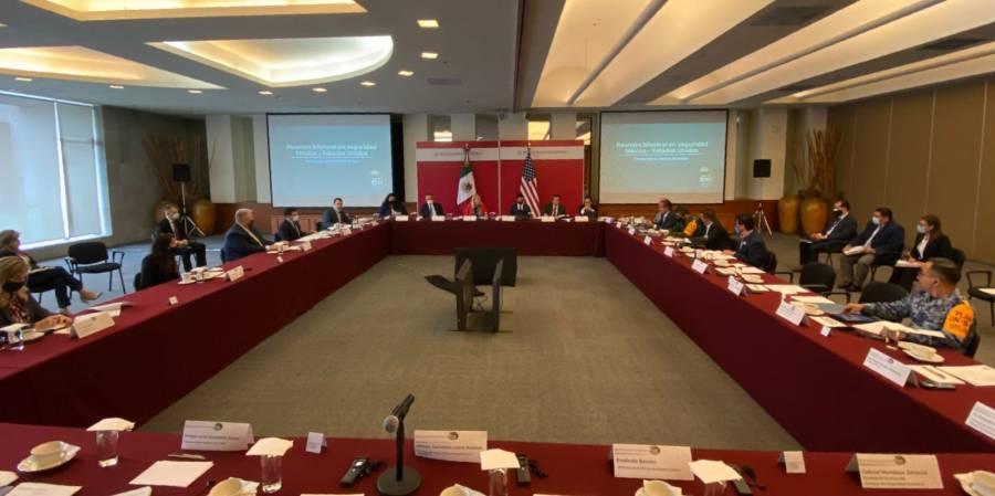 Buscan México y EU mejorar intercambio de inteligencia sobre crimen organizado