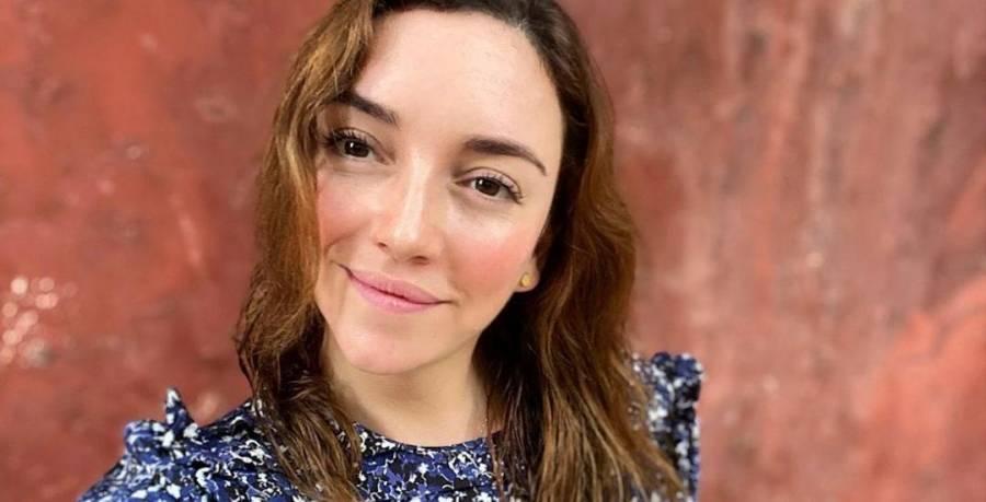 Aclaró la actriz Regina Blandón un falso tuit sobre los niños con cáncer