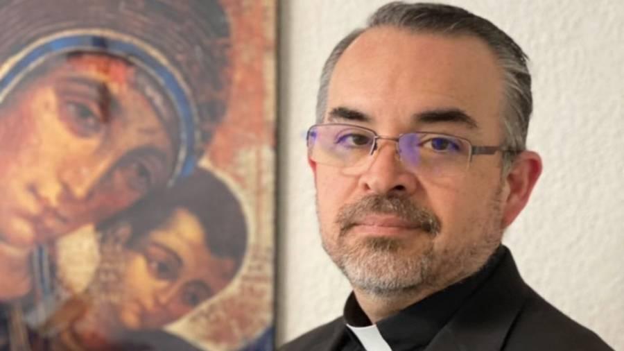 Papa Francisco nombra a García Jasso como nuevo obispo Auxiliar de la Arquidiócesis de México