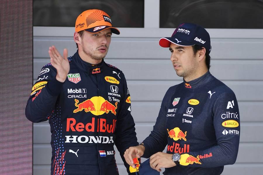 Max Verstappen logra la pole del GP de Austria; Checo Pérez saldrá tercero