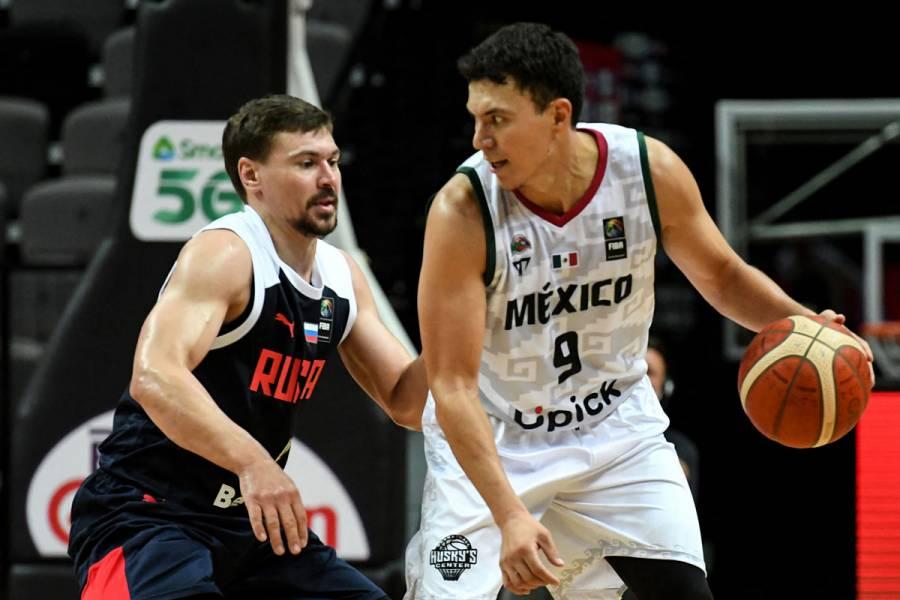 Croacia y México, sin pase para el básquetbol de los Juegos Olímpicos